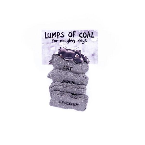 Veggie Paws Lumps of Coal