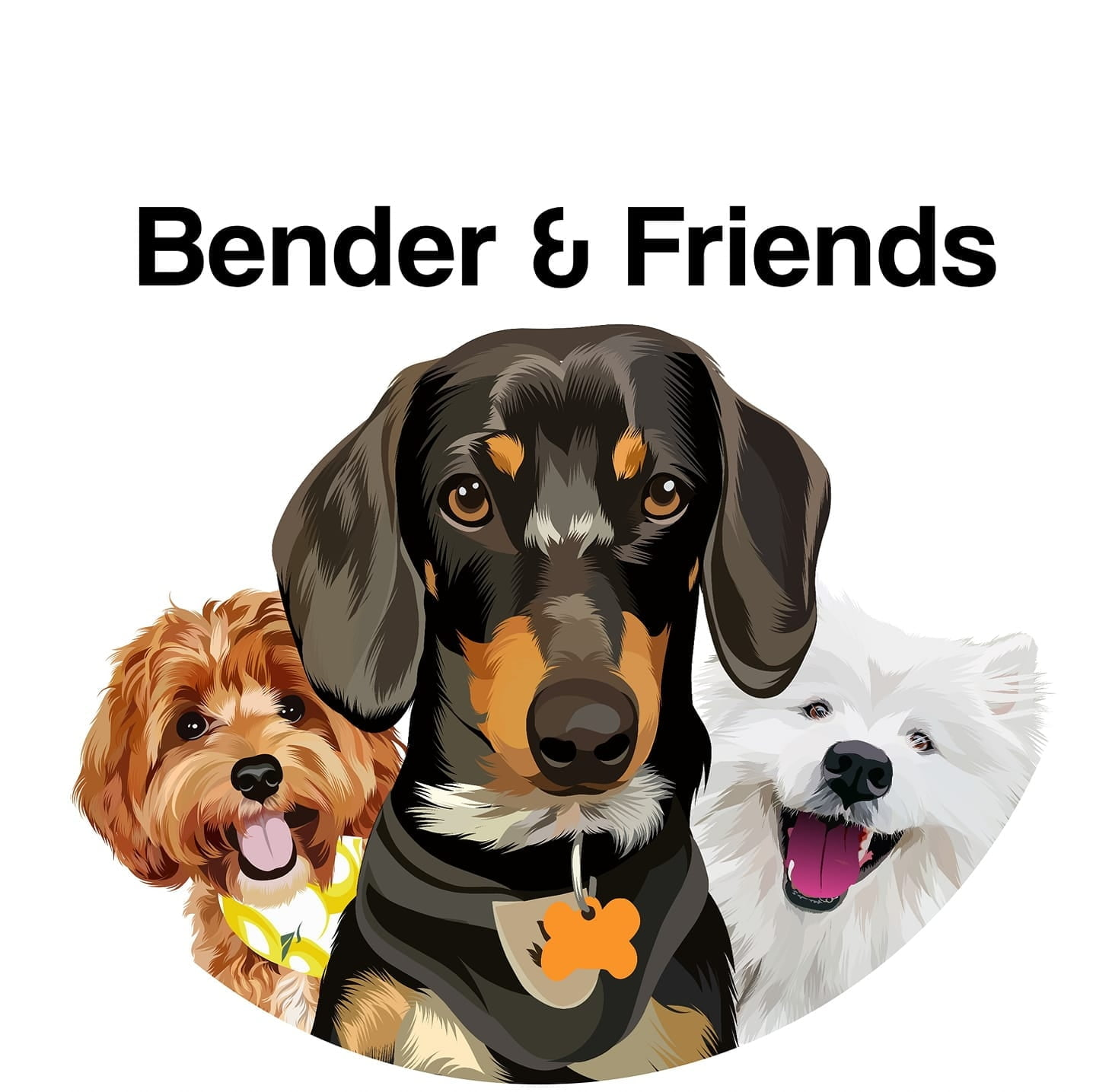 Bender and Friends